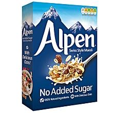 Muesli Cereals - No Added Sugar- 560g