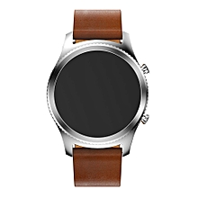 Replacement Leather Watch Bracelet Strap Band For Samsung Gear S3 Frontier BW