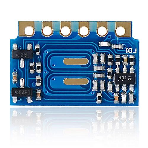 LandaTianrui LDTR-GN004 Mini 433MHz RF Transmitter Receiver Module with  Spring Antennas for Arduino (Blue)