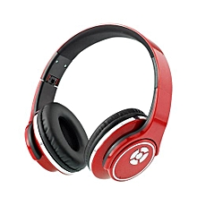 Wireless Multifunctional Bluetooth Stereo Headset Combo Long Working Time Foldable Design Sport Headphone Earphones With Microphone For Listening Music Radio