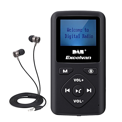Ungdommelig Excelvan Car DAB DAB+ Radio Receiver FM Transmitter Adapter With YP-48