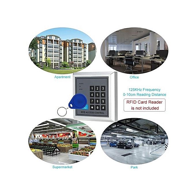 100pcs Writable RFID EM4305 Smart EM Key Card 125KHz Proximity Door Control  Entry Access