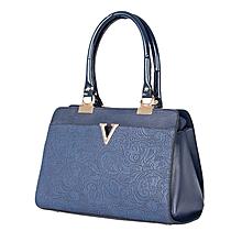Dark Blue Hand Bag