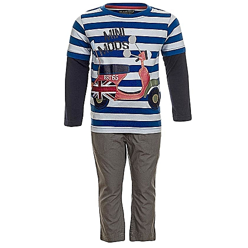 602ac1cbc5de5 Generic Young Boys Top & Trouser @ Best Price Online | Jumia Kenya