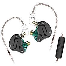KZ ZSN Wired Noise-canceling In Ear Earphones