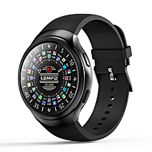 LEMFO LES2 Watch Android 5.1 Smart Watch Information Synchronization Pedometer OTA Wireless Upgrade Heart Rate Monitoring