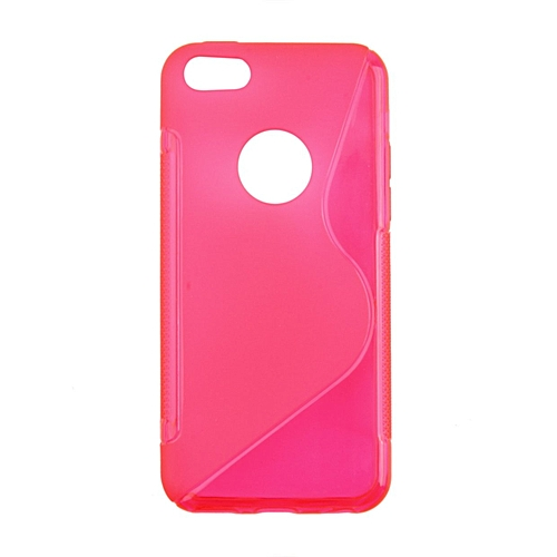 Generic S-line Wave Back Skin Ultra-thin TPU Protective Case Cover for  iphone 5C   Best Price  e5a43ed0dd