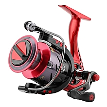 SeaKnight PUCK 2000-5000 5.2:1 9+1BB Ultra Light Aluminum Spinning Fishing Reel 9KG Drag Sea Fishing
