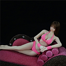 1/6 12inch Pink bikini BJD Doll Dress Fashion Clothes DIY Accessories Toy-