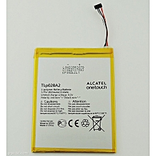 Alcatel One Touch Pixi 7 Tablet Battery -Yellow & Silver