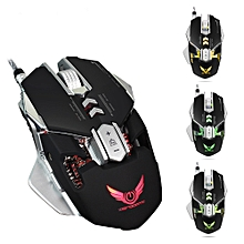 2.4G Adjustable 3200 DPI Wireless Optical Mouse Mice For Computer PC Laptop BK