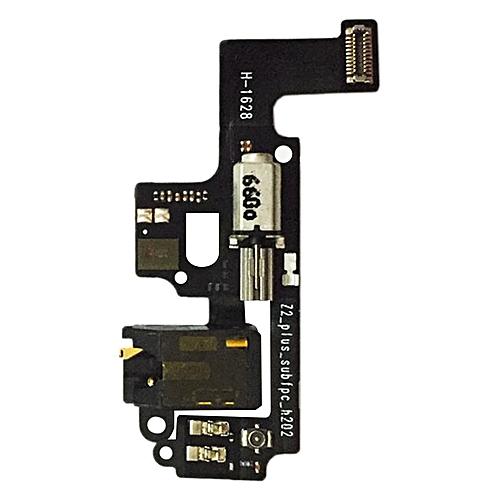 Earphone Jack Flex Cable for Lenovo ZUK Z2