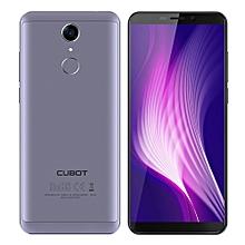 CUBOT Nova / 5C 4G Phablet 5.5 inch Android 8.1 MTK6739 Quad Core 3GB RAM 16GB ROM-SLATE BLUE