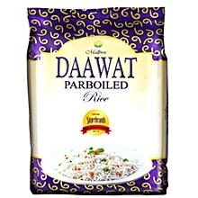 Parboiled Rice - 5kg