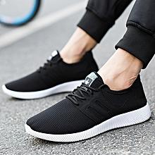 Unisex Sneakers - Black