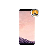 "Galaxy S8 - 5.8"" - 64GB - 4GB RAM - 12 MP Camera - 4G/LTE - Dual SIM - Grey"