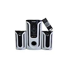 SD-307BT - Bluetooth Subwoofer - subwofer 40Hz-150Hz - White and Black
