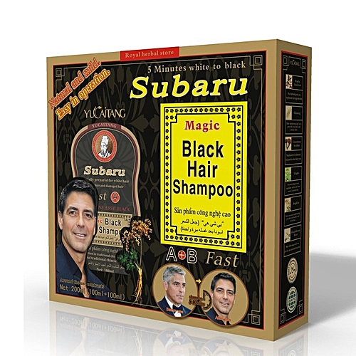 Subaru Dexe Hair Shampoo Dye
