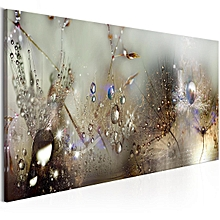 Dandelion Canvas Print Painting Wall Art Picture Home Decor Unframed (40*120cm)