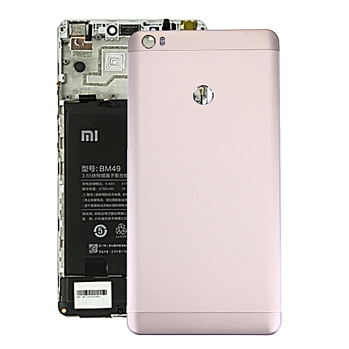 various colors 6c745 d65ee Xiaomi Mi Max Battery Back Cover (Side Keys not Included)(Gold)