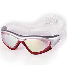 New Goggles Waterproof and Fog-proof Swimming Goggles
