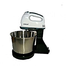New Electric Mixer/ Whisker with mixing bowl