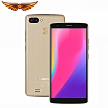 "A20 Pro Smartphone 5.5""18:9 HD+ Full Screen Android 8.1 Quad Core 2GB+16GB 4G Mobile Phone - Gold"