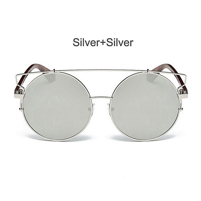7f600ff63 ROE Shop Women Men Vintage Retro Glasses Unisex Fashion Mirror Lens  Sunglasses