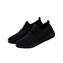 Womens Casual sport shoes Athletic Sneakers Running Breathable Mesh walking Flat-EU