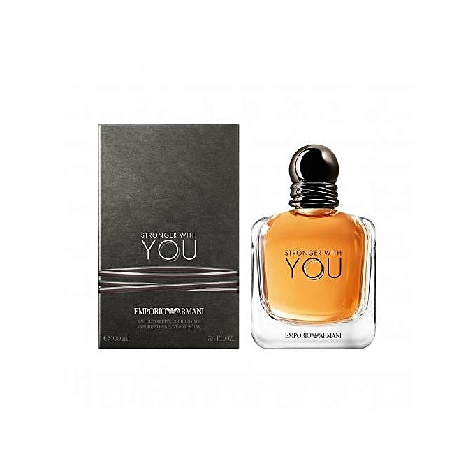 ef87229a94 GIORGIO ARMANI Stronger With You EDT Men - 100ml. @ Best Price ...