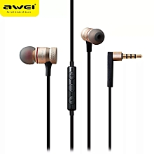 ES-70TY Extra Bass Hi Fi Wired Earphones.