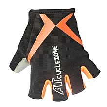 Withoutt  Cycling Gloves Bike Bicycle GEL Sports Half Finger Glove Shockproof