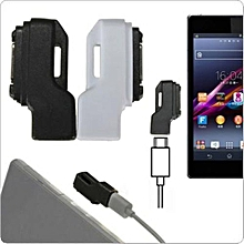 Micro USB To Magnetic Charger Adapter For Sony Xperia Z1 Z2 Z3