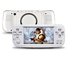 "4.3""Handheld Game Console 4GB Retro Video Game Player(White)"