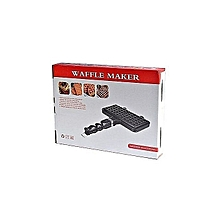 Waffle Maker Pan For Indoor And Outdoor Use