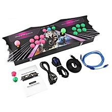 999 In 1 Classical Arcade Games Station Provide Fluent Game Control Experience-black