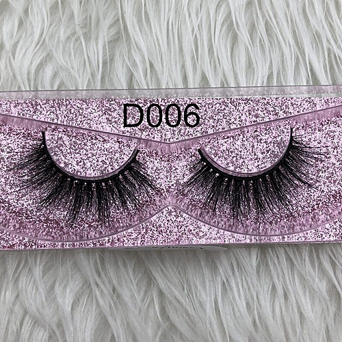 028d86cd157 Generic In stock 3d miami 100% real siberian mink strip eyelashes 3d mink  lashes(d006)