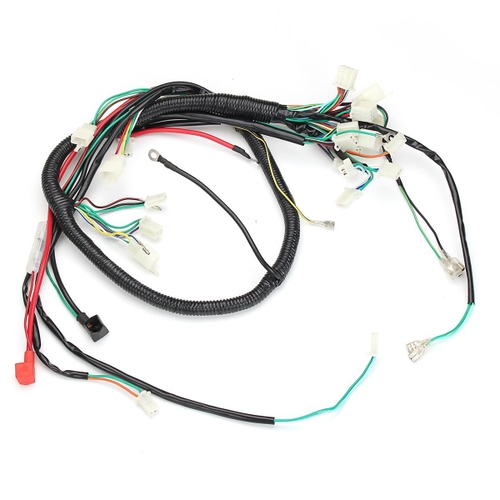 buy generic gy6 atv go kart electrical wire harness 150cc and 125cc rh jumia co ke