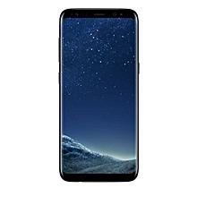 "Cosmos S8 4G LTE - 5.7"" - 3GB RAM - 32GB - 13MP Camera -  Android 7 - Dual SIM - Black + Free Case"