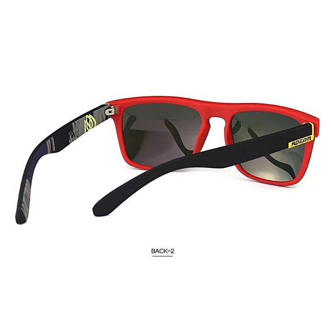 e8ebcd50bd5 ... KDEAM Riding Sunglasses Polarized Glasses Driving Outdoor UV400 Fishing  Eyewear ...