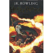 Harry Potter and the Half-Blood Prince (Book 6) -J. K. ROWLING