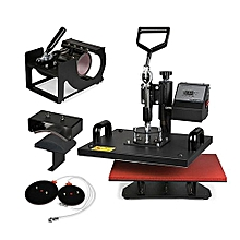 Heat press 5in1 combo(branding machine)