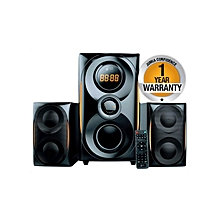 TK 5130 Bluetooth Subwoofer - 8800W - Black