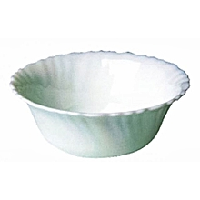 Opal Glass Ware Casserole Bowls - Food Serving Dish Bowl