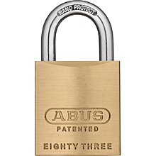 High Security Brass Rekeyable Padlock