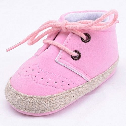 bluerdream-Newborn Infant Baby Girls Boys Crib Shoes Soft Sole Anti-slip  Sneakers Shoes 07a776b209a9