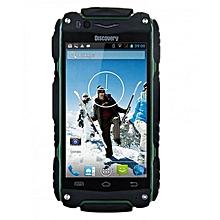"V8 - 4.0"" 3G Android 4.4 512MB/4GB Waterproof G-Sensor EU - Green"