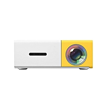YG300 - Home Mini Projector 50LM 320*240 Support 1080p EU
