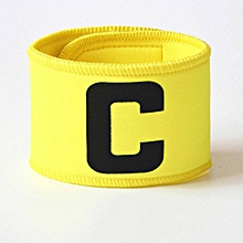Flexible Armband Football Team Captain Band Arm Training Soccer Armband