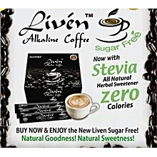 Liven Coffee - Sugar Free - 20 Sachets